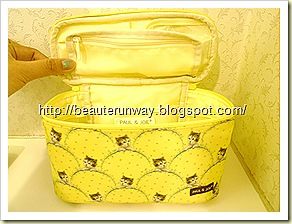 Paul & Joe Kitty Vanity Case 2