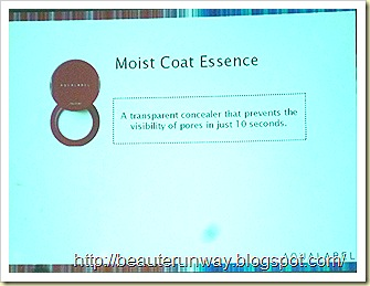 Aqualabel moist coat essence