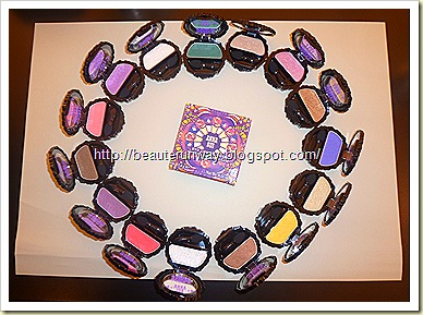 Anna Sui eye colour singles