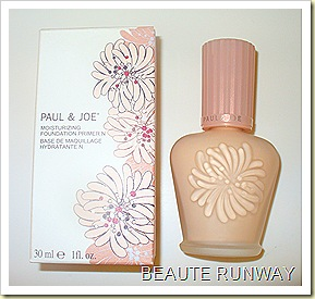 Paul & Joe New Primer autumn 2010