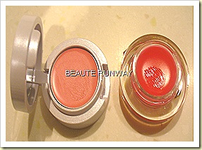 Tony Moly Lip & Cheek colour