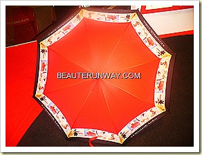 Elizabeth Arden 100th Anniversary Umbrella