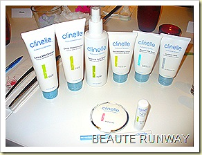 Clinelle Skincare Cleansing