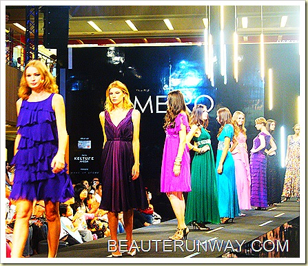 Metro Autumn Winter 2010 Fashion Show Paragon Finale 03