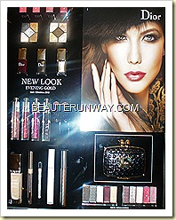 Dior Christmas Evenng Gold 2010 Collection