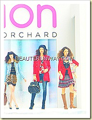 River Island  STYLE Fashion Week at ION Orchard Singapore Celebration 2