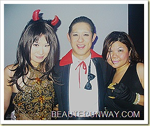 Benedict Goh, Beaute Runway and Ling