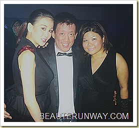 Karen Ng, Daniel Boey and Beaute Runway