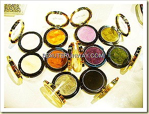 Hope Girl Eye shadows collection
