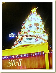 SK-II Facial Treatment Essence Christmas Tree Light