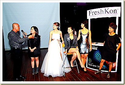 FreshKon Mosaic Lenses Beauty Affair  at The Substation