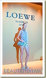Loewe Spring Summer 2011  Press Presentation Look 8