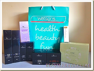 Watsons DHC Skincare and Pure Beauty Black Pearl Anti-aging