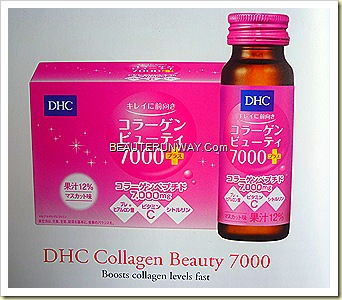 DHC Collagen Beauty 7000mg at Watson
