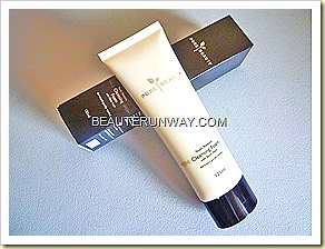 Pure Beauty Youth Restore Cleansing Foam with Black Pearl 125ml