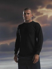 PRISON BREAK: Wrongly accused, Lincoln Burrows (Dominic Purcell) is a man on death row in PRISON BREAK, which has its special two-hour premiere Monday, Aug. 29 (8:00-10:00 PM ET/PT) and will air in its regular time period beginning Monday, Sept. 5 (9:00-10:00 PM ET/PT) on FOX.