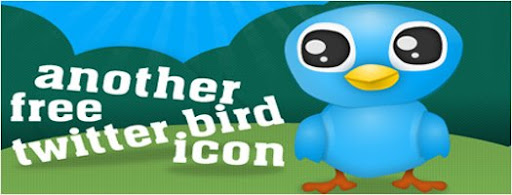 Free Twitter Bird Icon png