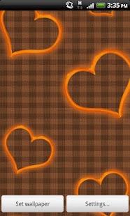 Big Love & Heart Photo Frames - screenshot thumbnail