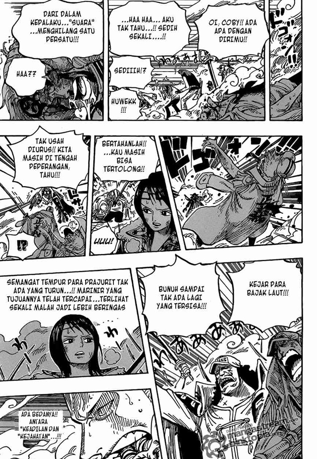 One Piece page 06
