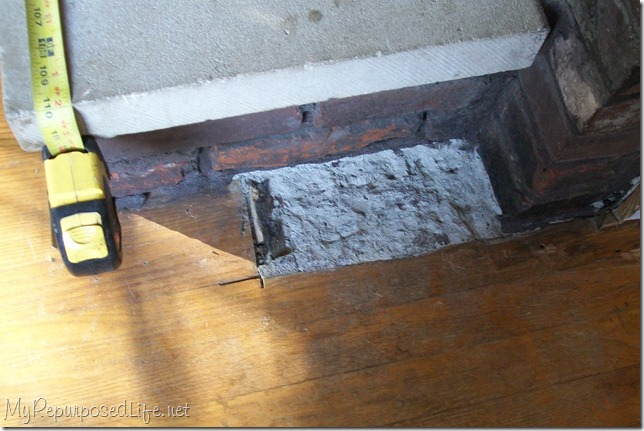 designing the brick fireplace makeover