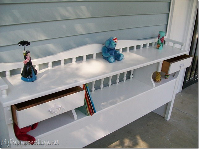childs bookcase display shelf