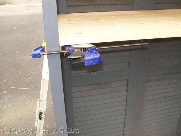 shutters repurposed bookshelf (31)