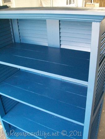 shutters repurposed bookshelf (49)