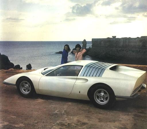 Ferrari Car History: Ferrari