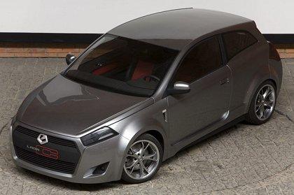 Lada - C Concept