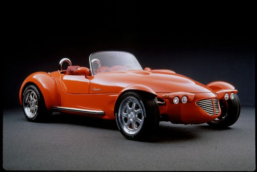Rinspeed - Roadster SC-R