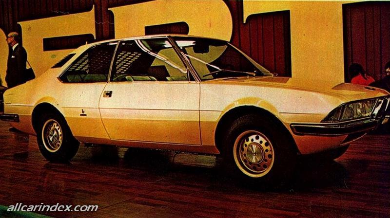 BMW - 2200 TI Garmisch
