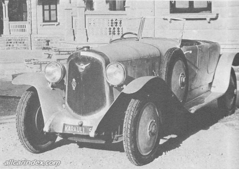 Farman [2] (France) - All Car Index