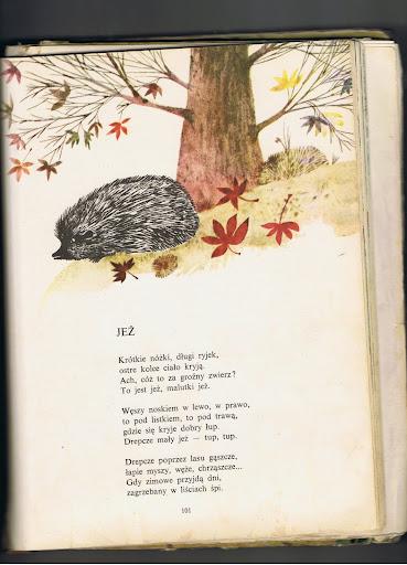 Czytulanki Poezja Pór Roku