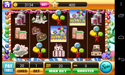 Candy Slot Saga