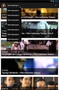 玩免費媒體與影片APP 下載Film Indonesia app不用錢 硬是要APP