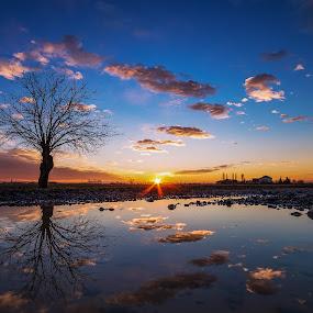 by Massimiliano Giuliani - Landscapes Sunsets & Sunrises
