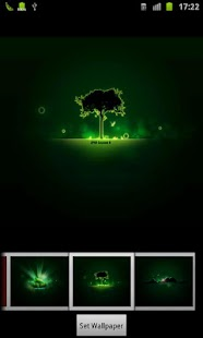 Greenlight golauncher EX theme - screenshot thumbnail
