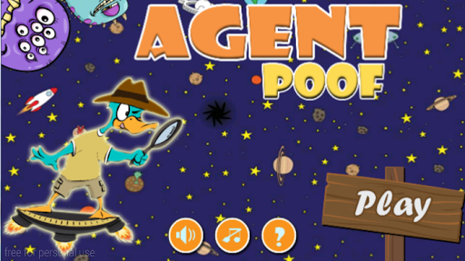Agent Poof