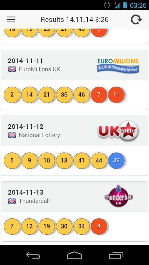 Lotto Generator