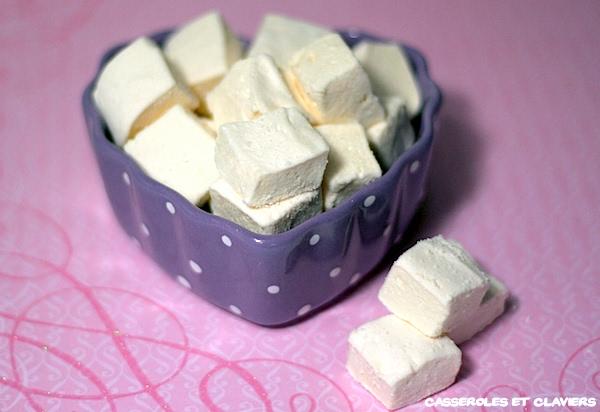 Marshmallow House Recipe