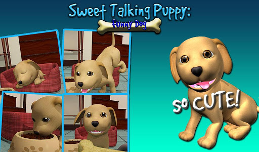 Sweet Talking Puppy Deluxe v1.9