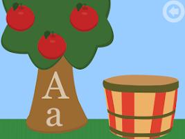 Screenshot of Alphabet Toddler
