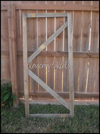 Diy Chicken Coop Made With Old Fence