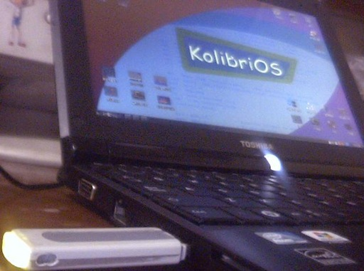 kolibrios-via-usb