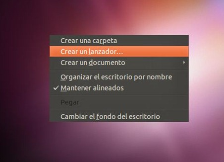 Virtual Box shortcut on Ubuntu
