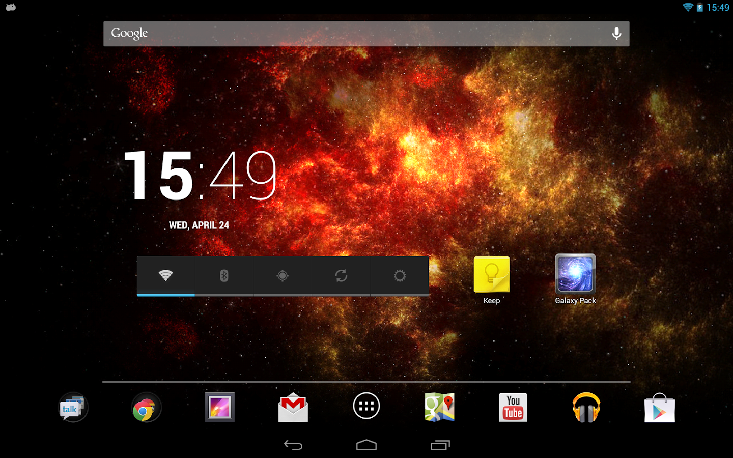 Galaxy pack android apps on google play for Cpm windows 10