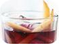 pesche cotogne al vino rosso