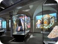 Immagine interni Museo del Tessuto - Prato