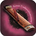 Gayageum - Korean Traditional icon