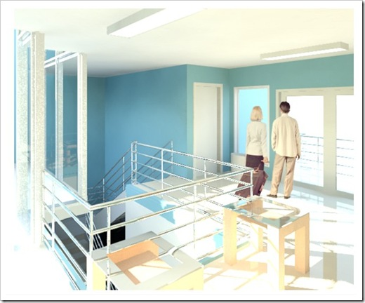original rendered image